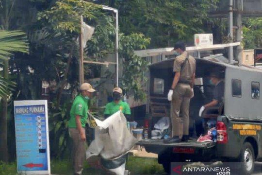 Memasuki masa tenang, Bawaslu tertibkan APK Pilkada Samarinda