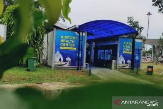AP II siapkan tes cepat ruang terbuka di Bandara Soekarno-Hatta