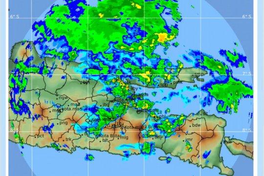 BMKG ingatkan potensi curah hujan tinggi dampak sejumlah fenomena alam