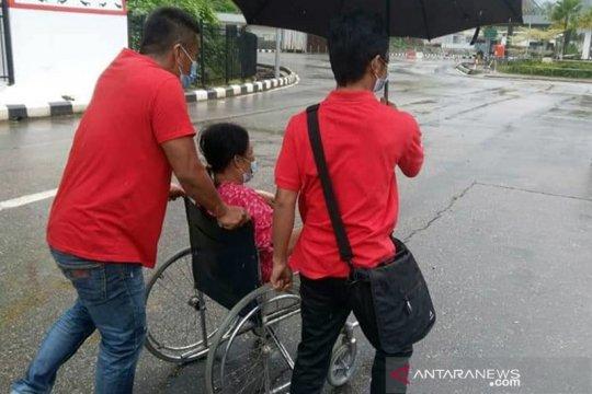 KJRI Kuching bantu kepulangan WNI setelah kakinya diamputasi