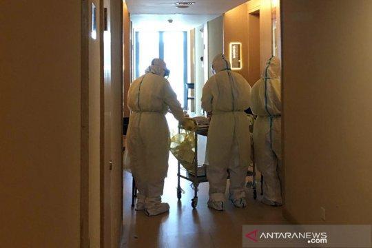 Beijing dapat satu kasus impor COVID-19 dari Italia