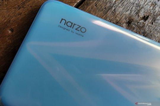 """realme narzo 20 Pro dan plus-minus """"charging"""" super cepat"""