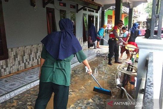 Banjir di Lebak sudah surut