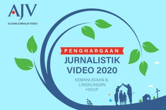 AJV apresiasi jurnalistik video  bertema kemanusiaan dan lingkungan