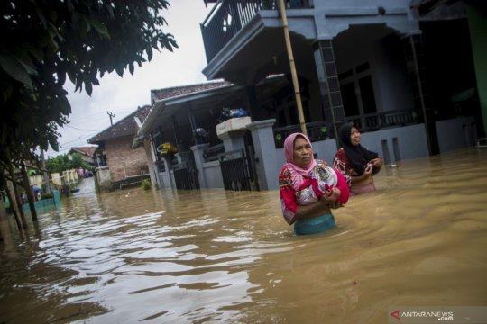 BMKG waspadai potensi hujan lebat di sebagian wilayah Indonesia