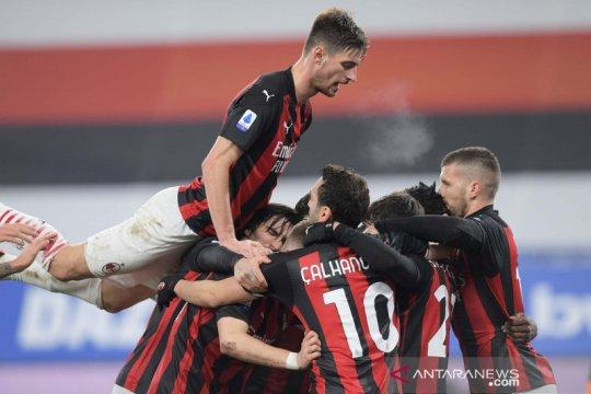 Jadwal Liga Italia: Upaya dua Milan kembali ke jalur kemenangan