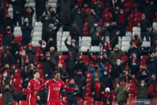 Jurgen Klopp akui sangat emosional lihat kehadiran suporter di Anfield