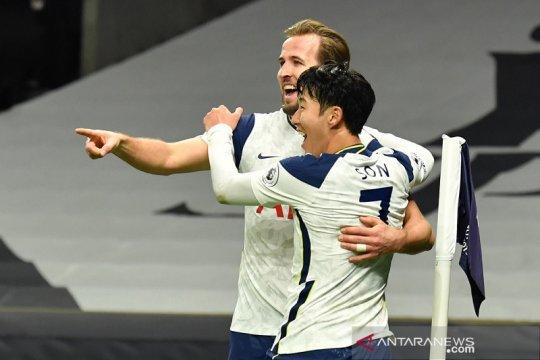 Tottenham menangi Derbi London Utara, bungkam Arsenal 2-0