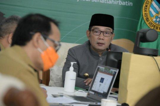 Ridwan Kamil imbau warga terapkan protokol kesehatan saat pencoblosan