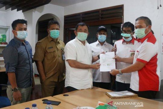 Komaruddin Simanjuntak daftarkan diri jadi ketum PB Pertina