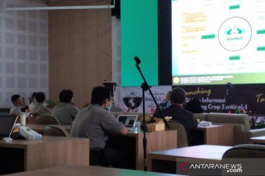 Kementan luncurkan SISCrop 1.0 untuk monitoring tanaman padi