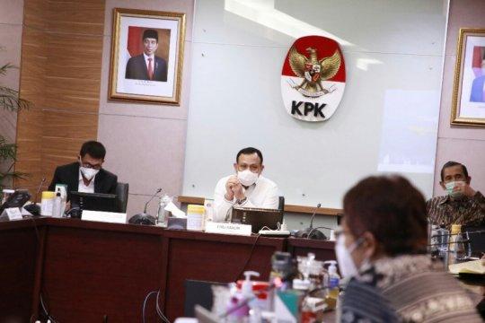 KPK undang eks pimpinan-pegiat antikorupsi bahas pemberantasan korupsi
