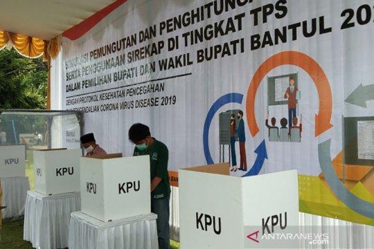 KPU Bantul optimis pelaksanaan pilkada aman dari penyebaran COVID-19