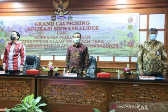 Sekda Bali dukung digitalisasi sistem pengawasan Dana Desa