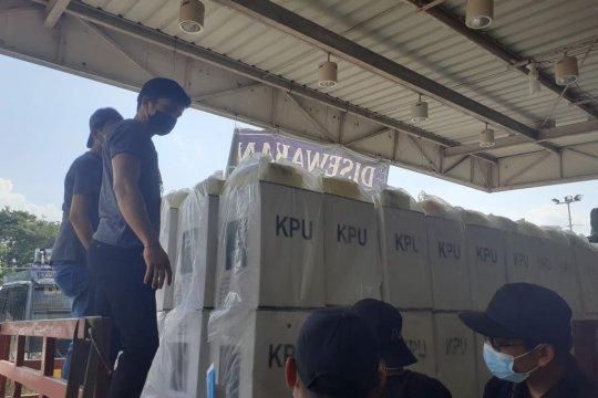 Pemkot Batam bantu distribusi APD pilkada ke pulau-pulau penyangga