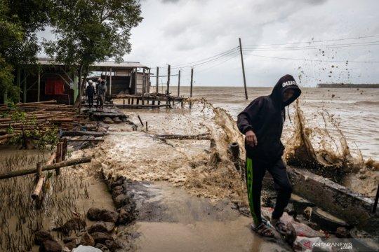 BMKG waspadai potensi hujan sedang-lebat di beberapa wilayah