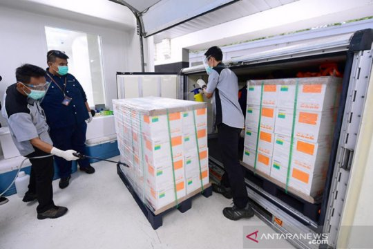 LIPI: Pemanfaatan vaksin Sinovac tunggu hasil uji klinis tahap 3