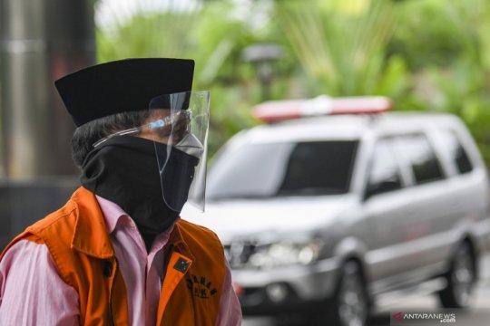 Berkas perkara eks anggota BPK Rizal Djalil dilimpahkan ke pengadilan