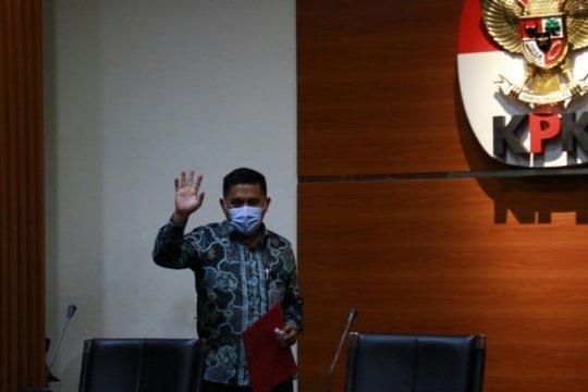 """Deputi Penindakan klarifikasi """"sambut"""" Ketua BPK di Gedung KPK"""