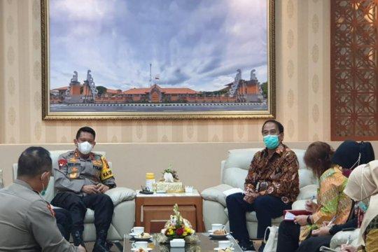Kemendagri: Seluruh pengawas dan petugas TPS Bali negatif COVID-19
