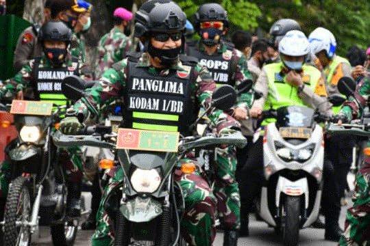 Kodam I/BB siap dukung operasi pengamanan Pilkada di Sumatera Utara
