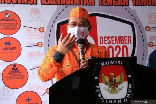 KPU Kalteng bantah keluarkan video ajakan memilih tidak netral