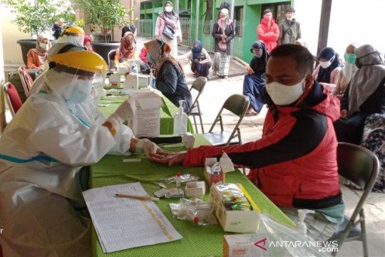 220 penyelenggara Pilkada Tasikmalaya reaktif hasil tes cepat