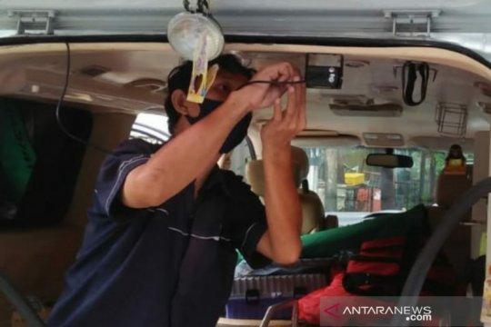 37 Ambulans Gawat Darurat Dinkes DKI dipasangi CCTV