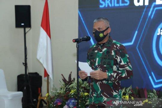 Kapuskes TNI buka pelatihan pelaksanaan vaksinasi COVID-19