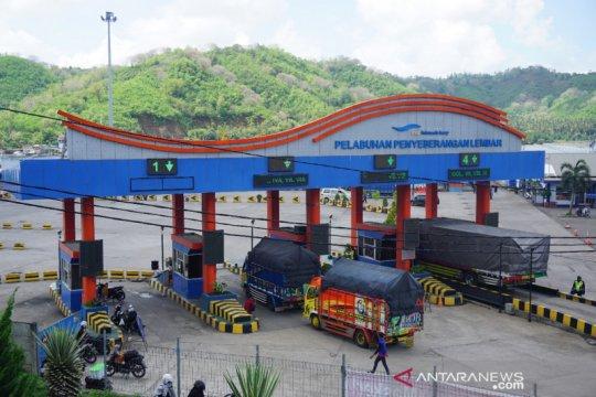 Tujuh kapal feri kantungi izin layani lintas Lembar - Ketapang