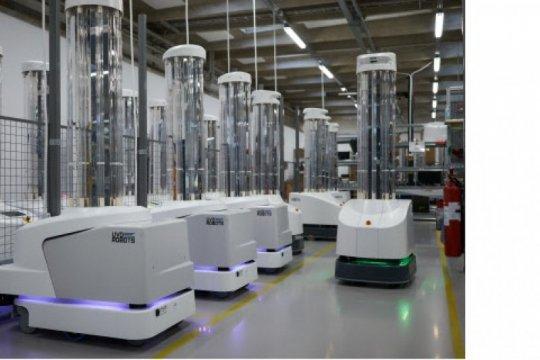 Menangkan kontrak, UVD Robots sebarkan 200 robot di Eropa
