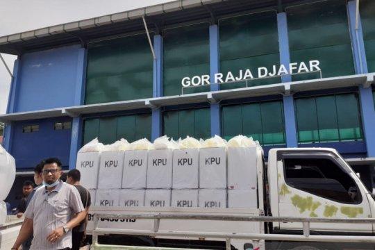 KPUD Batam pastikan APD terdistribusikan ke TPS di pulau-pulau