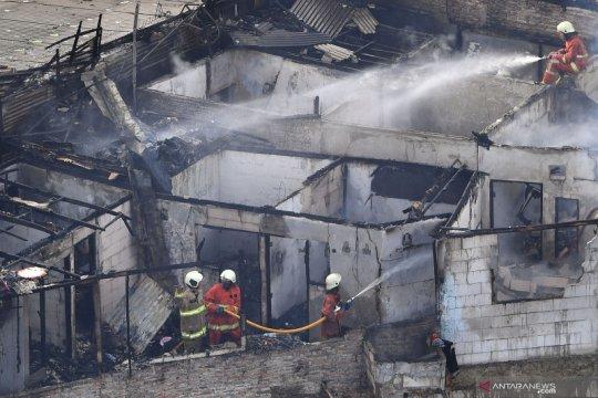 Kebakaran di Jakpus menurun di tahun 2020