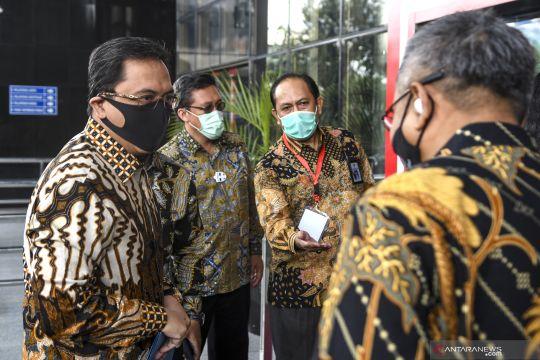 KPK periksa Ketua BPK sebagai saksi kasus proyek SPAM