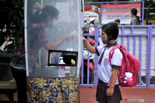 Bersiap melaksanakan kembali kegiatan belajar di sekolah