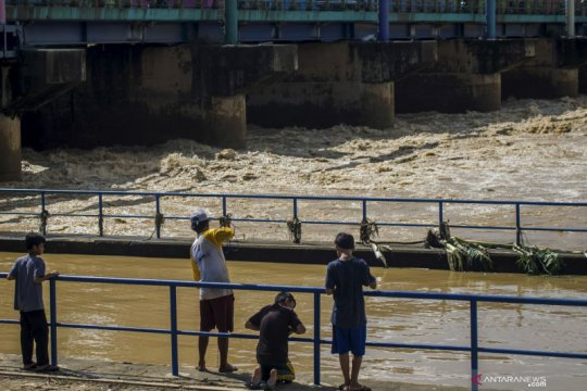 Banjir-longsor rusak rumah-infrastruktur,  BPBD Lebak ajukan bantuan