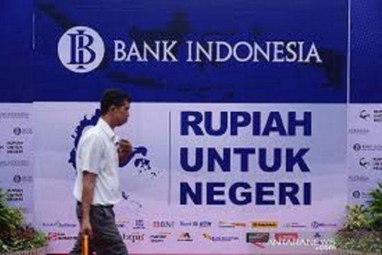 BI: Suku bunga dasar kredit turun hampir di semua kelompok bank