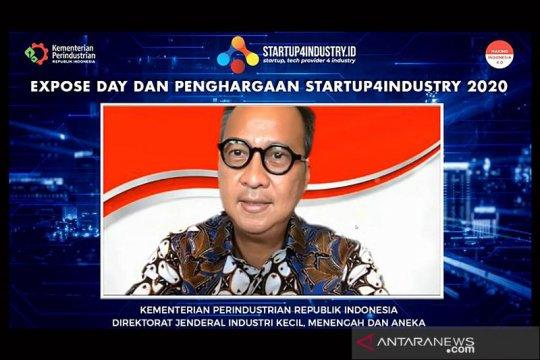 Kemenperin: Pemenang Startup4Industry ciptakan otomasi produksi IKM