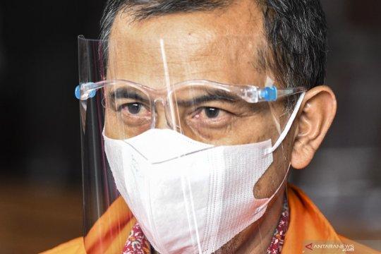 Penahanan Wali Kota Cimahi nonaktif diperpanjang selama 30 hari