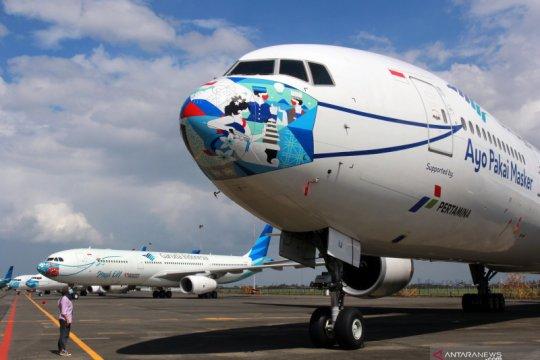 2021, Garuda Indonesia targetkan bisa raih separuh pendapatan 2019