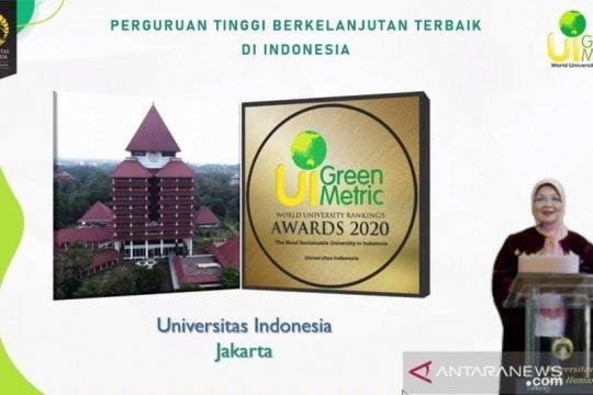 UI GreenMetric umumkan daftar kampus berkelanjutan di tingkat dunia