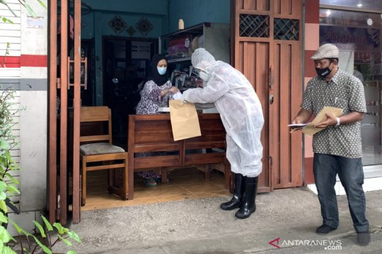 Warga Kabupaten Malang jalani isolasi mandiri salurkan hak pilih