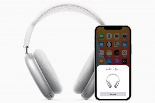 Apple luncurkan headphone besar AirPods Max