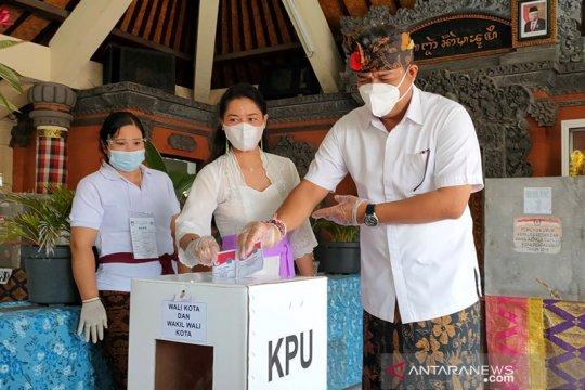 Calon wali kota Denpasar Ambara minta masyarakat tetap semangat ke TPS
