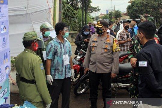 Seorang pemilih di Kabupaten Malang meninggal saat akan mencoblos