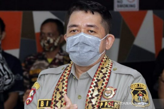 KBPP Polri apresiasi tindakan tegas Polri soal FPI