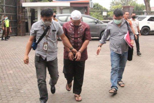 Tim Tabur Kejati Sumut tangkap buronan korupsi DPO Kejari Deli Serdang