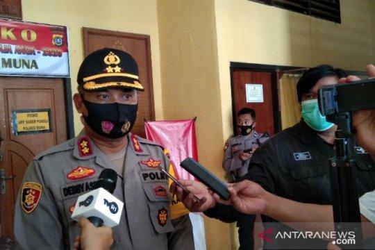 Kepala Polres Muna: Jangan ada konvoi euforia kemenangan