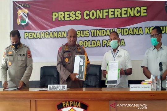 Anggota KPUD Papua ditahan karena rugikan negara Rp 6 miliar