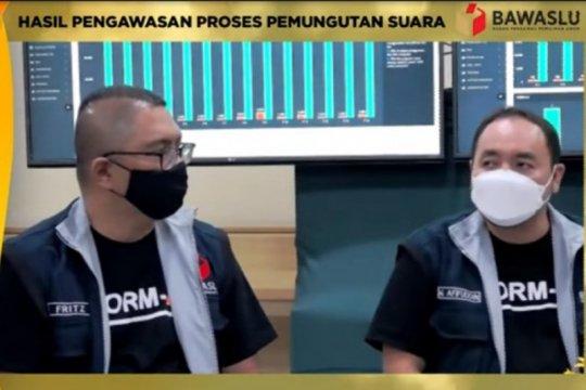Bawaslu: 43 TPS berpotensi ulang pemungutan suara